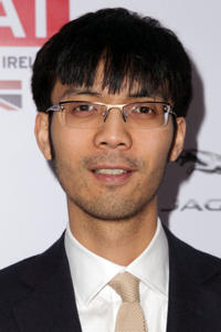 Baldwin Li at the 2014 GREAT British Oscar Reception in Los Angeles.