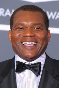 Robert Cray at the 52nd Annual GRAMMY Awards in California.