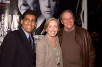 Director Cyrus Nowrasteh, Holland Taylor and Richard Crenna at the premiere of