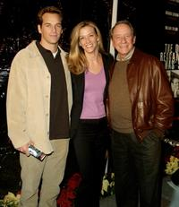 Rich, Maria and Richard Crenna at the premiere of