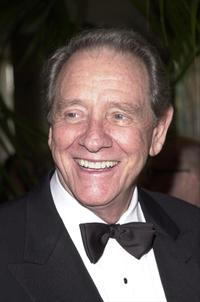 Richard Crenna at the 10th Annual Ella Awards.