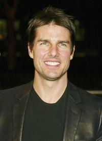 Tom Cruise at the AFI's, A Conversation with Tom Cruise.