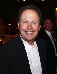 Billy Crystal at the premiere of Warner Bros. Pictures