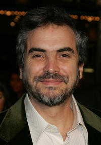Alfonso Cuaron at the California premiere of
