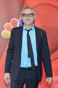 Alfonso Cuaron at the 2013 NBC Upfront Presentation Event in New York.
