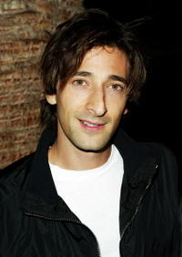Adrien Brody at Angeleno Magazine's 4th Anniversary party in Santa Monica, California.