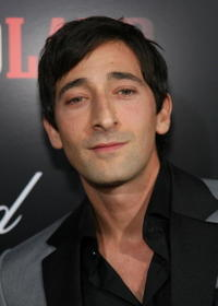 Adrien Brody at the premiere of
