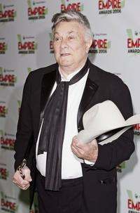 Tony Curtis at the Sony Ericsson Empire Film Awards.