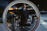 Josh Brolin as Agent K in ``Men in Black 3.''