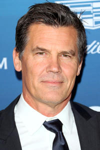 Josh Brolin at the Art of Elysium's 12th annual Gala in Los Angeles.