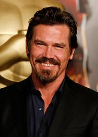 Josh Brolin at the 2009 Oscar Nominees Luncheon.