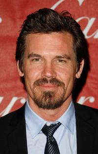 Josh Brolin at the 20th anniversary of the Palm Springs International Film Festival Awards gala.