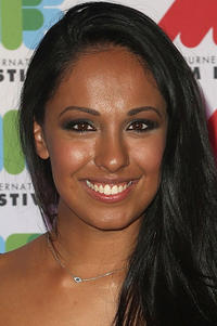 Yasmin Kassim at the Australian premiere of