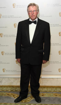Phil Davies at the British Academy Television Craft Awards in England.