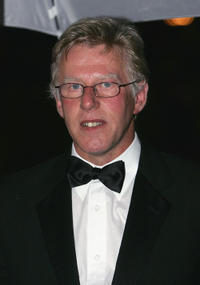 Phil Davies at the opening gala for