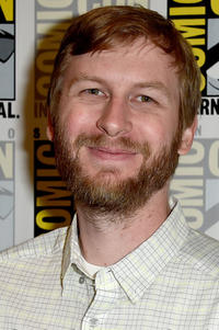 Aaron Horvath during Comic-Con International 2014 in Los Angeles.