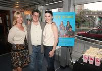 Lauren Versel, Raymond de Felitta and Julianna Margulies at the of screening of