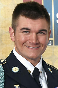 Specialist Alek Skarlatos at Spike TV's 10th Annual Guys Choice Awards in Culver City, California.