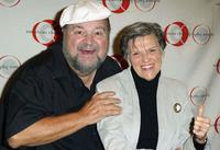 Dom DeLuise and Carol DeLuise at the 9th Annual American Choreography Awards.