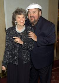 Carol DeLuise and Dom DeLuise at the sneak preview of
