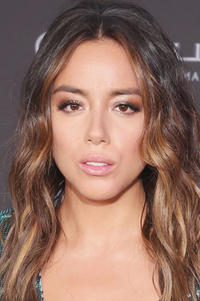 Chloe Bennet at the world premiere of