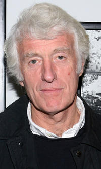 Roger Deakins at the question and answer session of