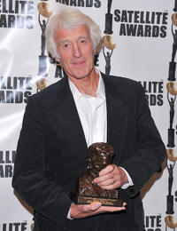 Roger Deakins at the International Press Academy's 14th Annual Satellite Awards.