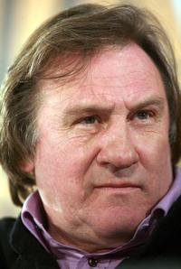 Gerard Depardieu at the Germany premiere of