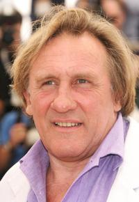 Gerard Depardieu at the 59th International Cannes Film Festival.