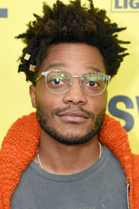 Jermaine Fowler at the