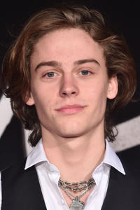 Britain Dalton at the premiere of