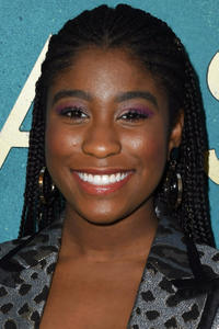 Lyric Ross at the world premiere of