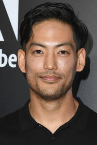 Joseph Lee at the screening of