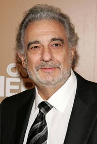Placido Domingo at the CNN Heroes: An All-Star Tribute.