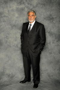 Placido Domingo at the 2008 ALMA Awards.