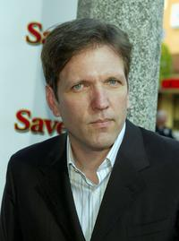 Martin Donovan at the premiere of