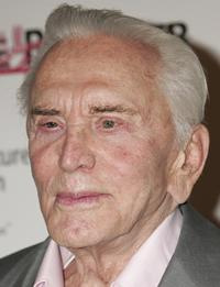 Kirk Douglas at the third annual