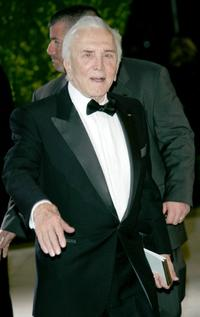 Kirk Douglas at the 2007 Vanity Fair Oscar Party.