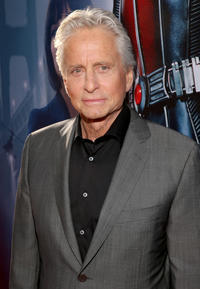 Michael Douglas at the California world premiere of