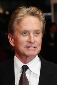 Michael Douglas at the 33rd Deauville Film Festival premiere of