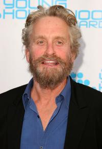 Michael Douglas at the Movieline's Hollywood Life 8th Annual Young Hollywood Awards.