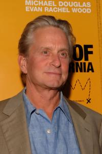 Michael Douglas at the Toronto International Film Festival premiere of