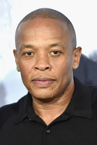 Dr. Dre at the California premiere of