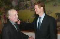 Richard Dreyfuss and Eric Stoltz at the New York Screening of