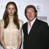 Jean Butler and Adrian Dunbar at the