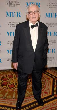 Dominick Dunne at the Museum of Television and Radio's Annual Gala.