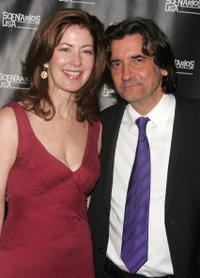 Griffin Dunne and Dana Delany at the 2006 Scenarios USA Real Deal Awards.
