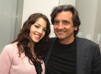 Olivia Thirlby and Griffin Dunne at the screening of