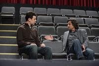 Colin Hanks and Griffin Dunne in