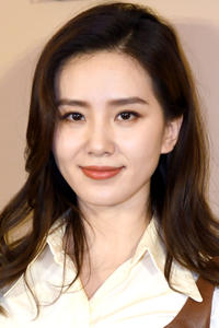 Liu Shishi at Tod's event in Shanghai.